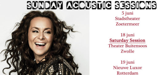 Trijntje Oosterhuis : Sunday Acoustic Sessions