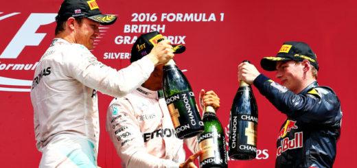 Formule 1; Seizoen 2016; Race 10
