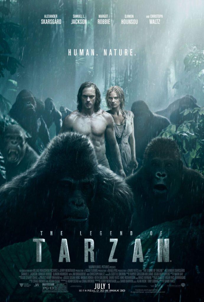 The Legend of Tarzan (3D) (2016)
