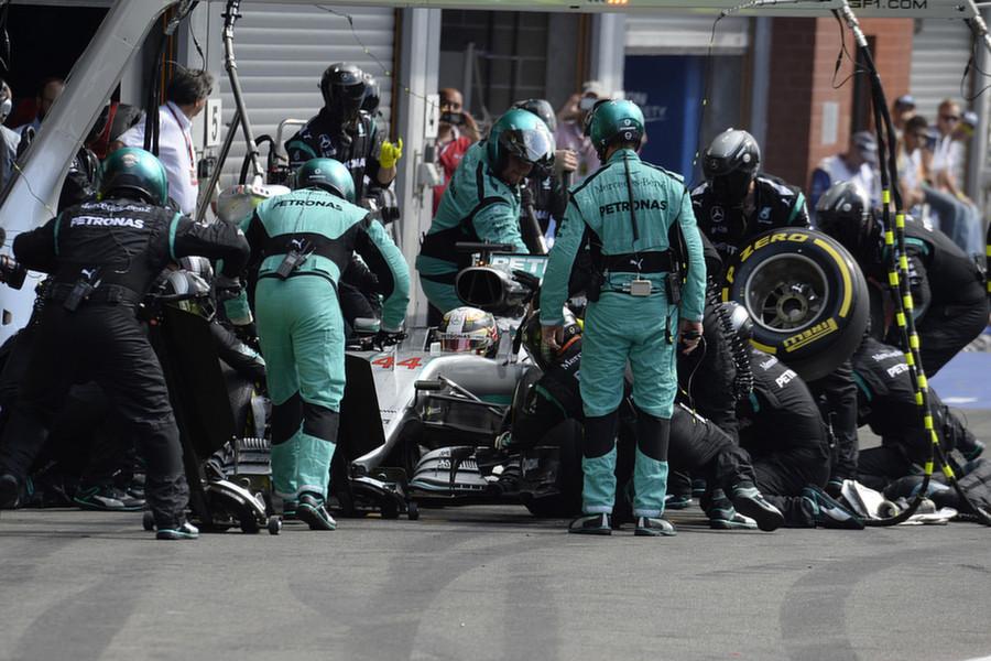 Formule 1; Seizoen 2016; Race 13