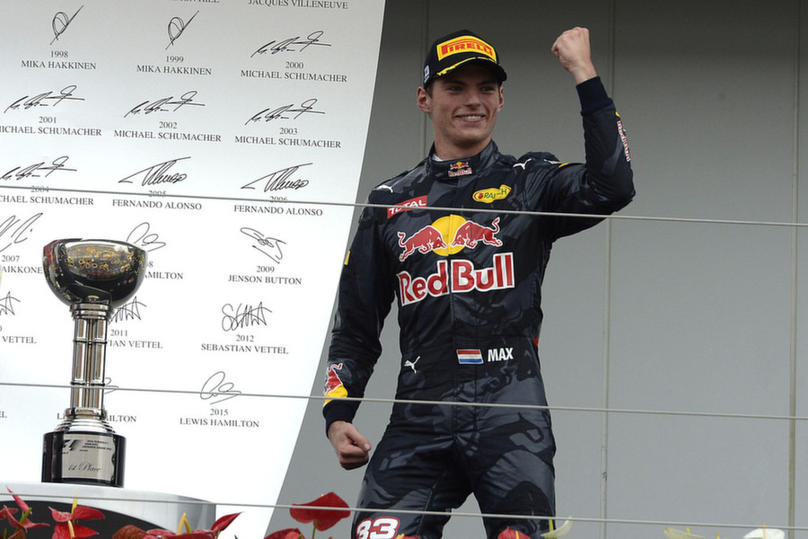 Formule 1; Seizoen 2016; Race 17