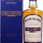 Bowmore Islay Single Malt Scotch Whisky Vault Edition First Release