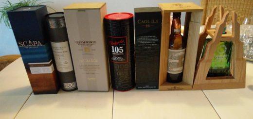Little Whisky Tasting