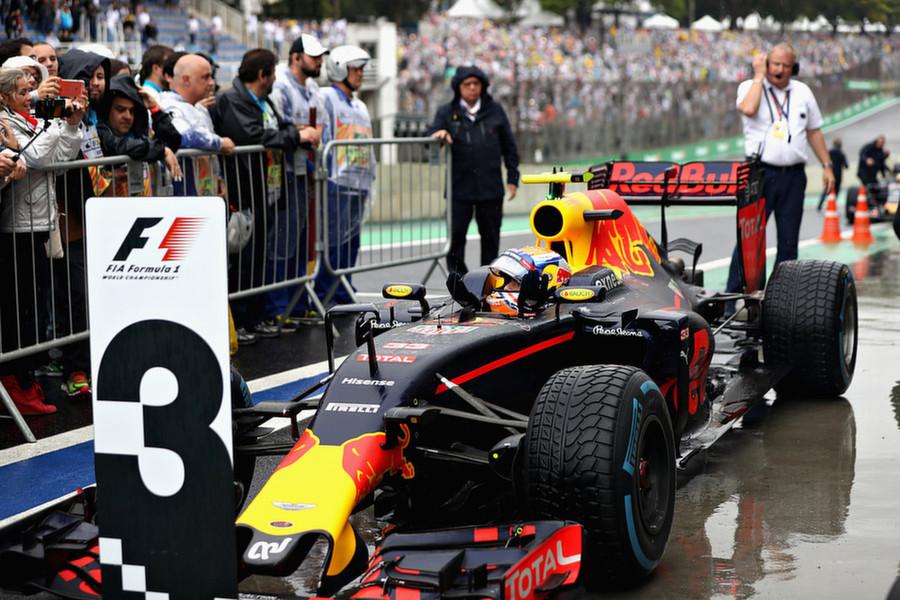 Formule 1; Seizoen 2016; Race 20