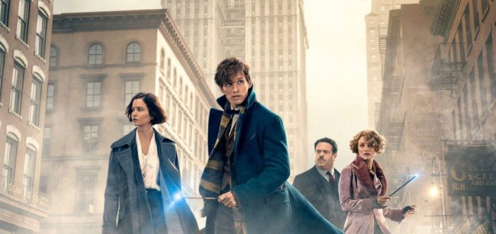 Film : Fantastic Beasts and Were to Find Them (2016)