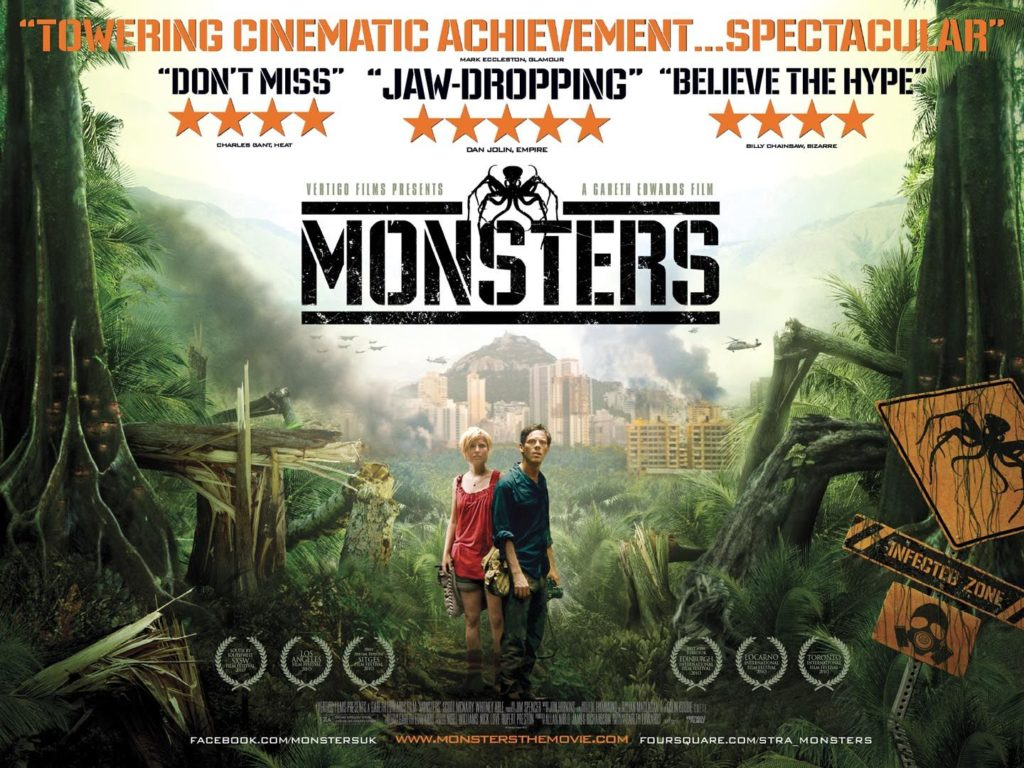 Film : Monsters (2010)