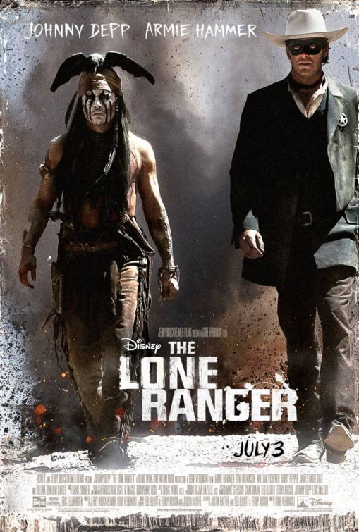 Film : The Lone Ranger (2013)
