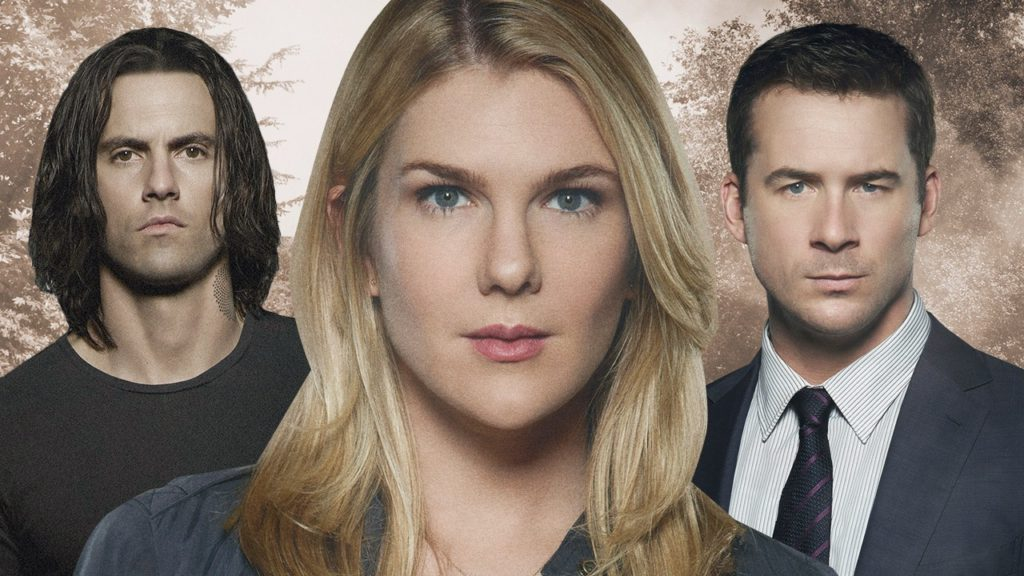TV Serie : The Whispers