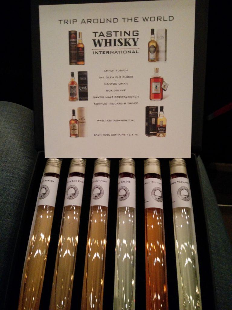 Whisky Tubes