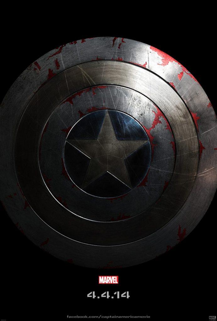 Film : Captain America - The Winter Soldier (2014)