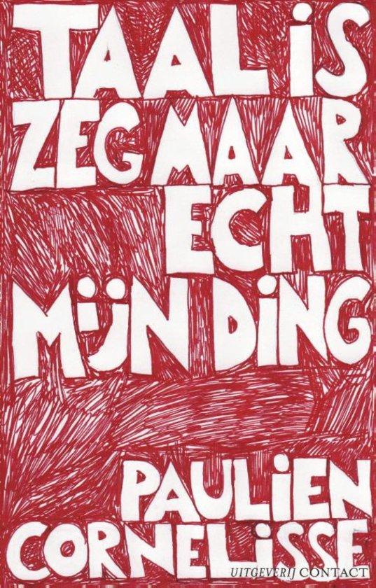 Paulien Cornelisse - Taal is zeg maar echt mijn ding