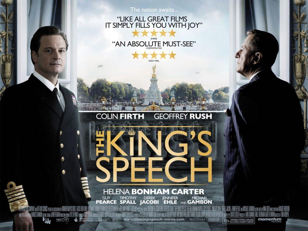 Film : The King's Speech (2010)