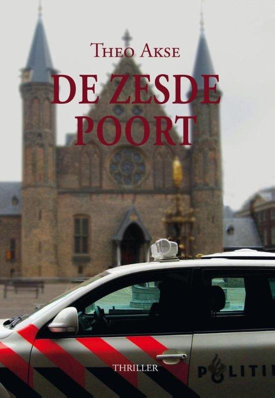 Boek : Theo Akse - De Zesde Poort