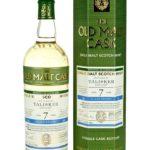 The Old Malt Cask - Talisker 7 YO