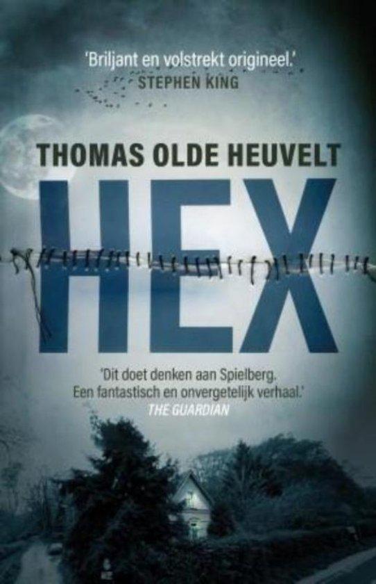 Boek : Thomas Olde Heuvelt - HEX