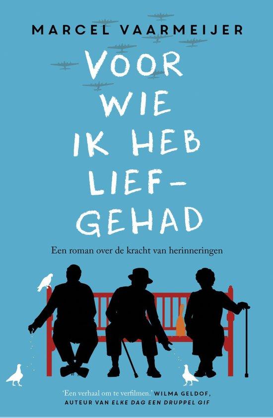 Boek : Marcel Vaarmeijer - Voor wie ik heb liefgehad