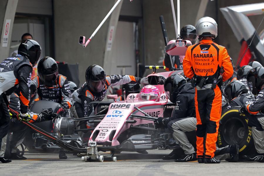 Formule 1; Seizoen 2017; Race 2