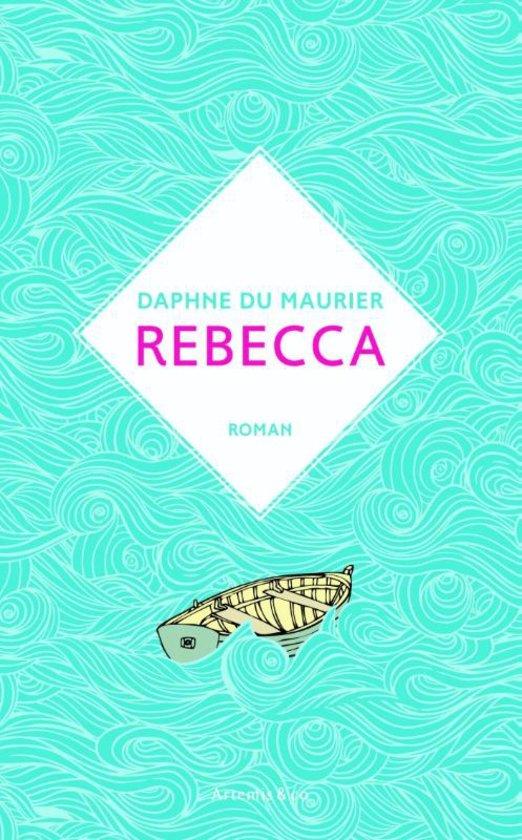 Boek : Daphne du Maurier - Rebecca