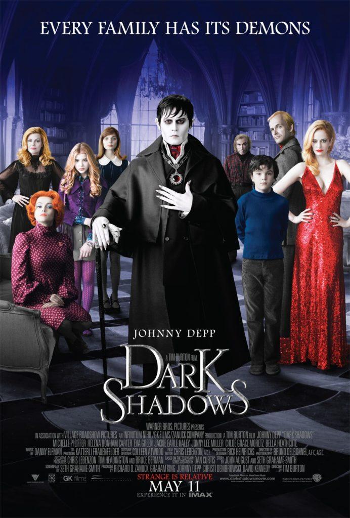 Film : Dark Shadows (2012)