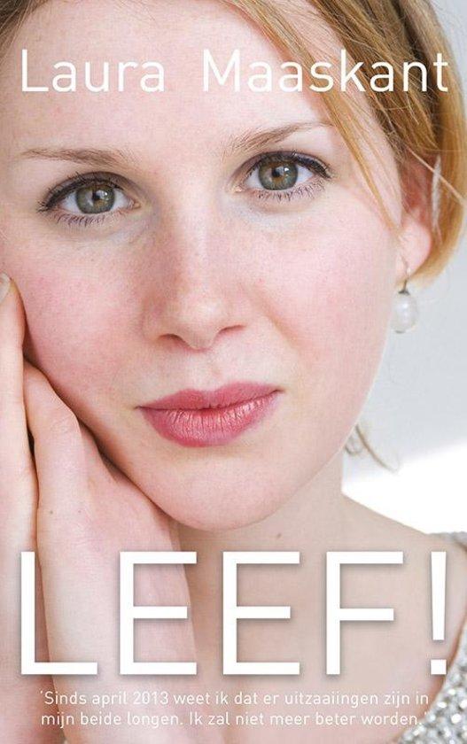 Boek : Laura Maaskant - LEEF!