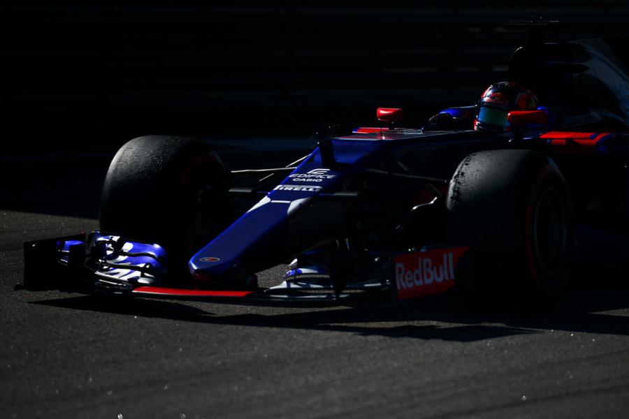 Formule 1; Seizoen 2017; Race 4