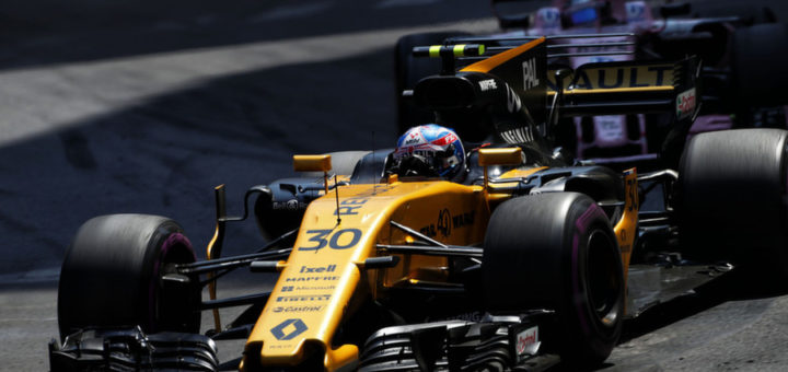 Formule 1; Seizoen 2017; Race 6