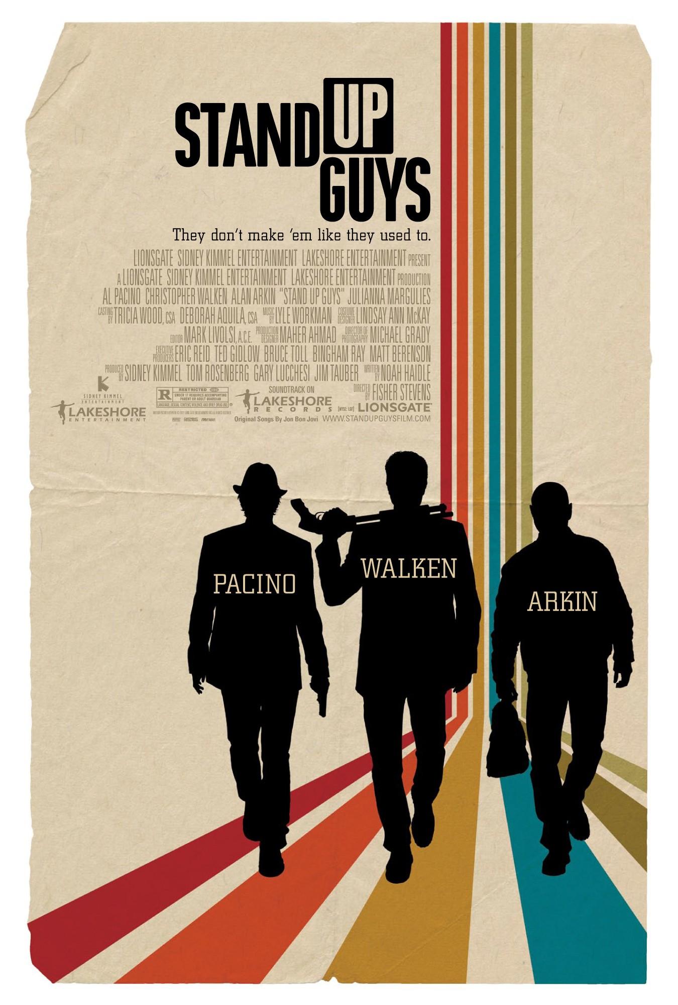 Film : Stand Up Guys (2012)