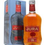 Jura Single Malt Whisky Aged 18 Years