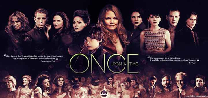 Serie : Once Upon a Time
