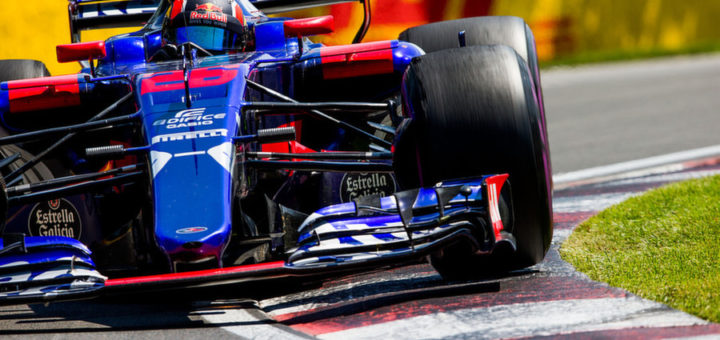 Formule 1; Seizoen 2017; Race 7