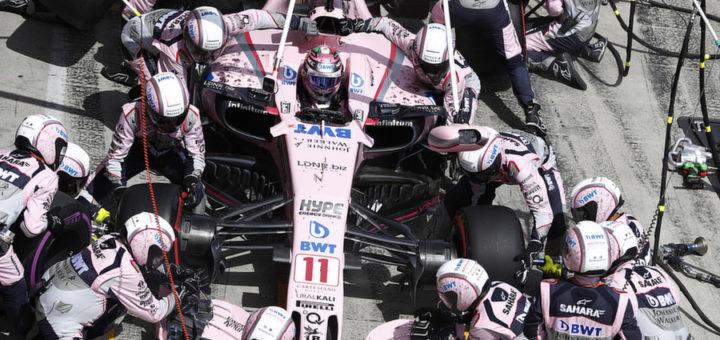 Formule 1; Seizoen 2017; Race 9