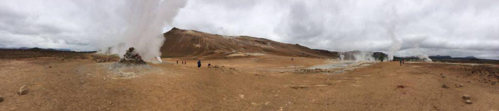 Geothermisch gebied Námafjall