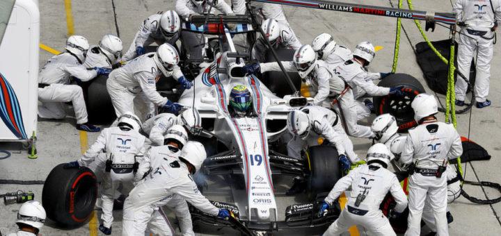 Formule 1; Seizoen 2017; Race 15