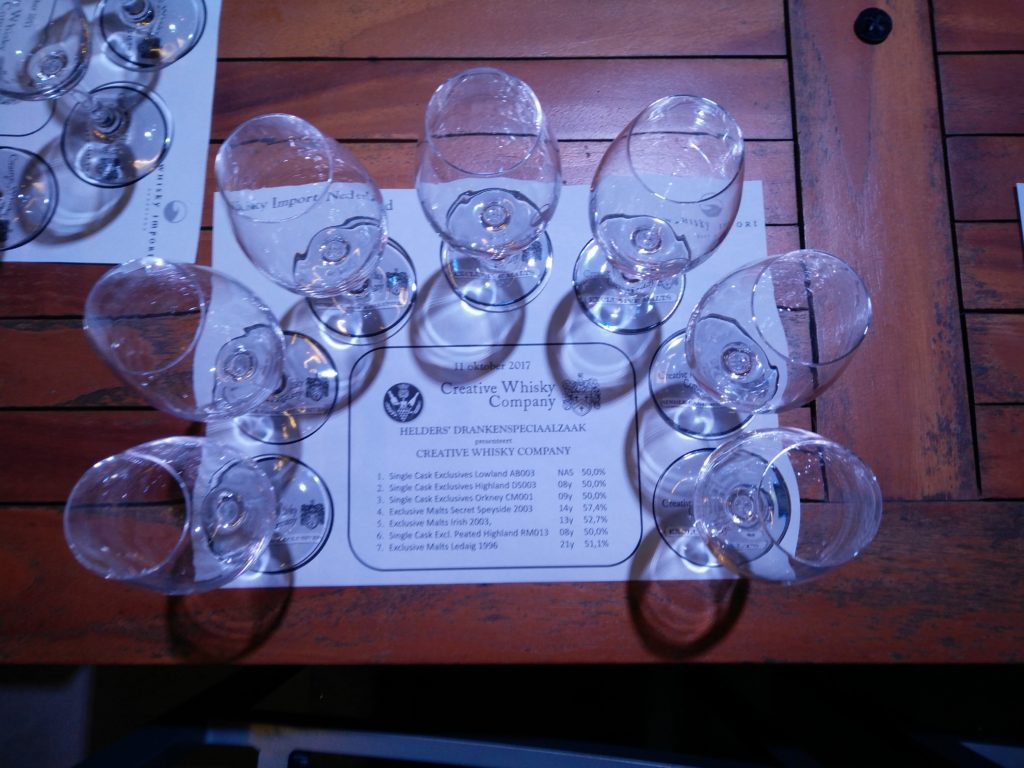 Whisky Tasting (Schotse) Invasie in Zoetermeer