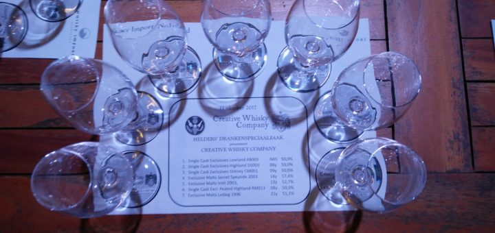 Whisky Tasting (Schotse) Invasie in Zoetermeer