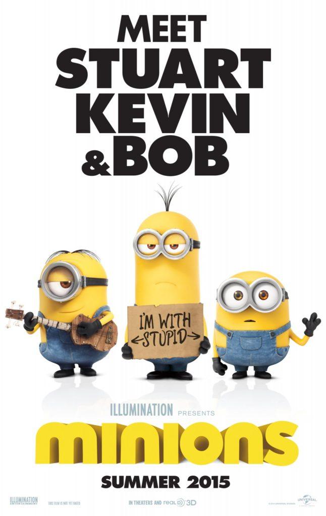 Film : Minions (2015)