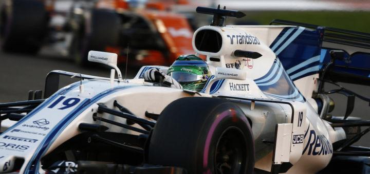 Formule 1; Seizoen 2017; Race 20