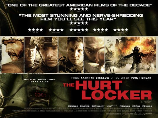 Film : The Hurt Locker (2008)