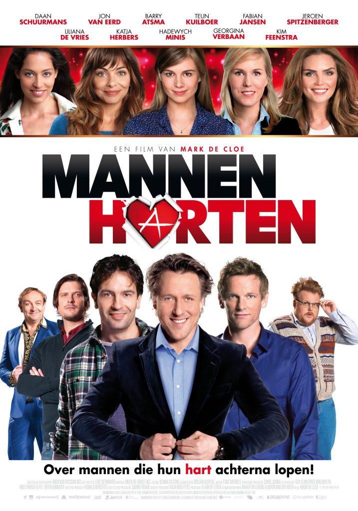 Film : Mannenharten (2013)