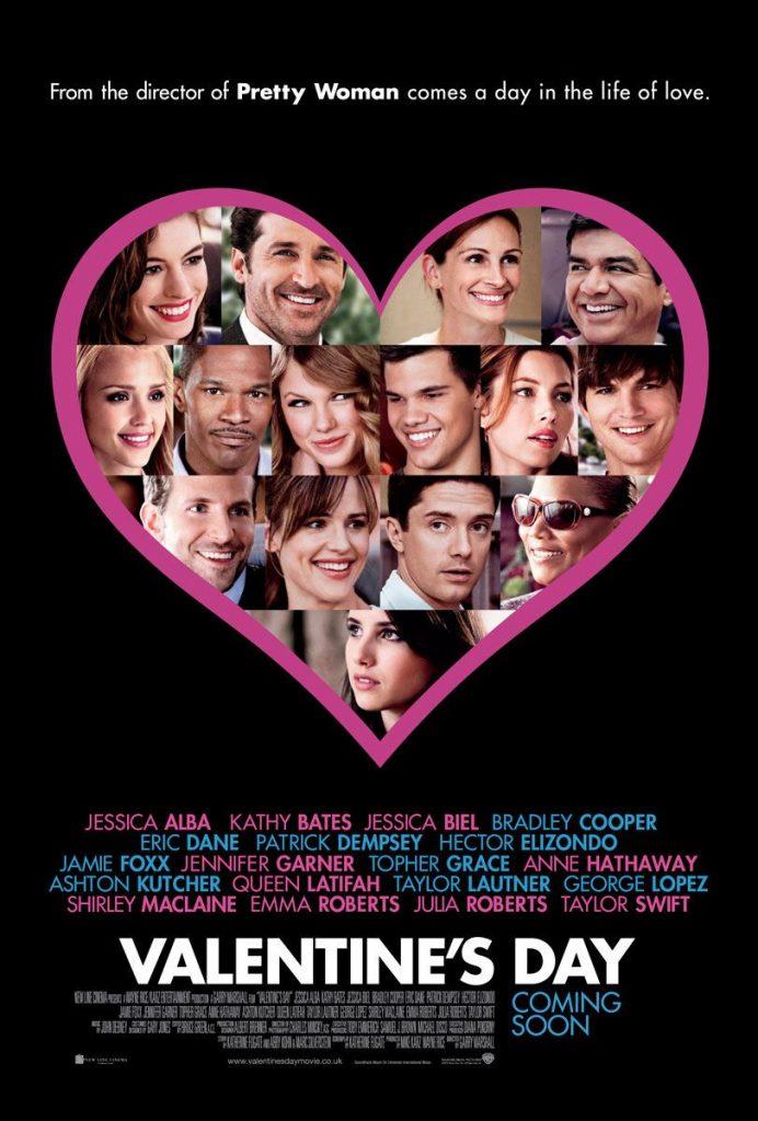 Film : Valentine's Day (2010)
