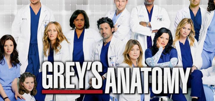 TV Serie : Grey's Anatomy