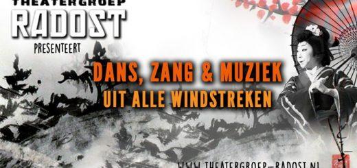 Theatergroep Radost - Dans, Zang & Muziek uit alle windstreken (10e Editie)