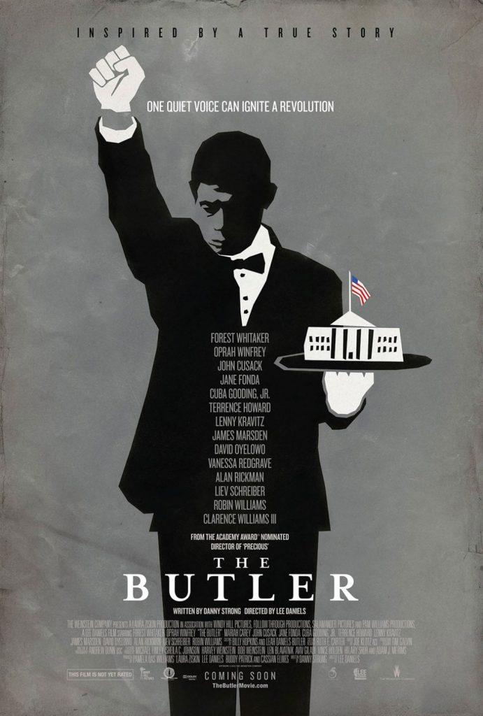 Film : The Butler (2013)