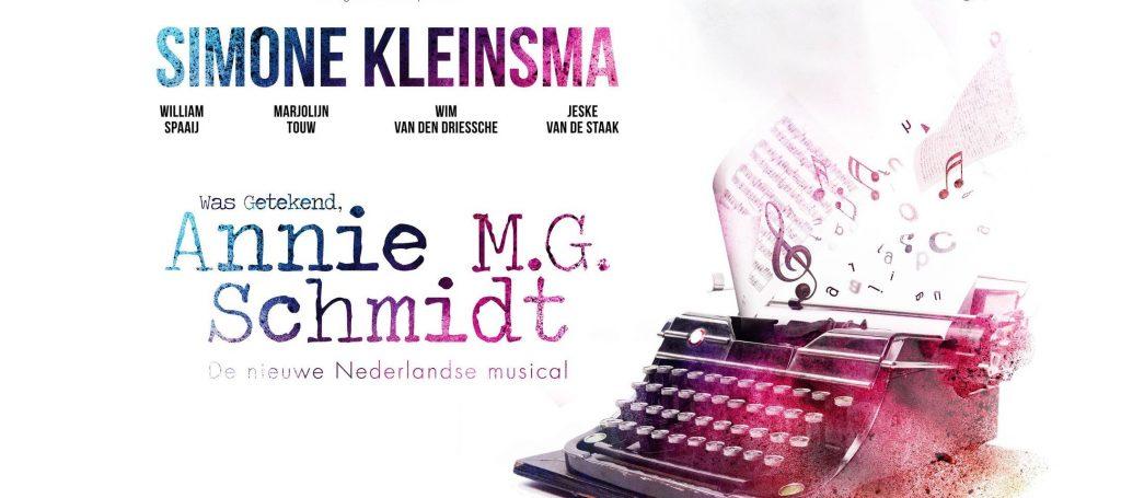 Musical : Was Getekend, Annie M.G. Schmidt