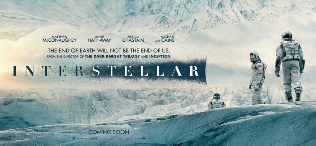Film : Interstellar (2014)