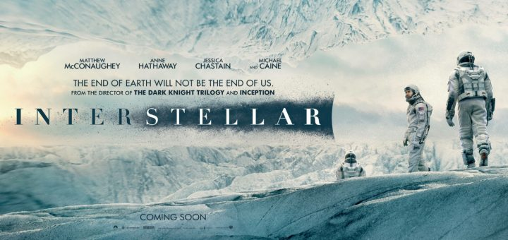 Film : Interstellar (2014)