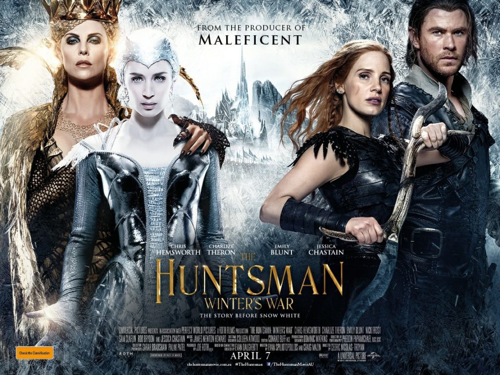 Film : The Huntsman - Winter's War (2016)