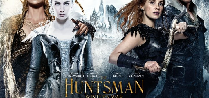 Film : The Huntsman - Winter's War (2016)