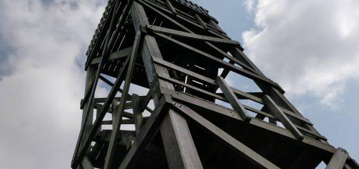 De uitzichttoren de Emmapiramide