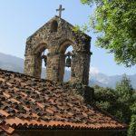 Genoeg fraaie kerkjes hier in Noord-Spanje.